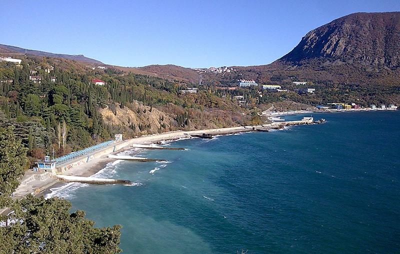 фото пляж южная озереевка